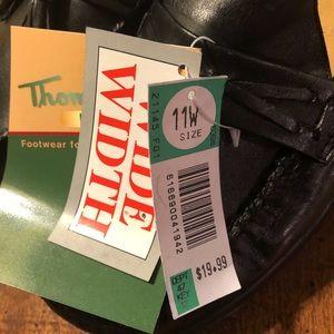 Thom McAn Shoes - Thom McCan Black Shoe